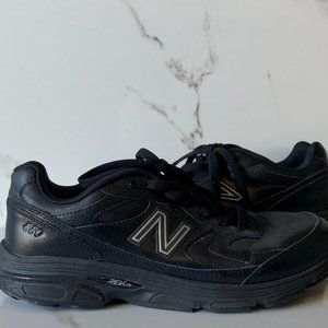 New Balance Black Out Sneakers Shoes